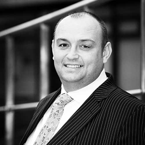 Mark Robinson, chief executive of Scape Group