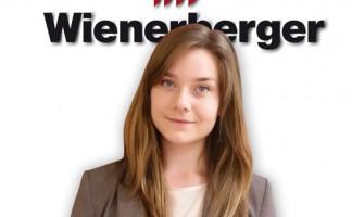 Stephanie Palmer, Wienerberger's new sustainability adviser