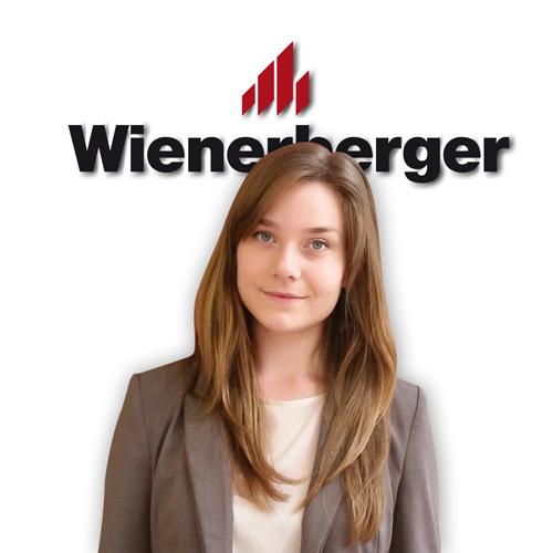 Stephanie Palmer, Wienerberger's new sustainability adviser