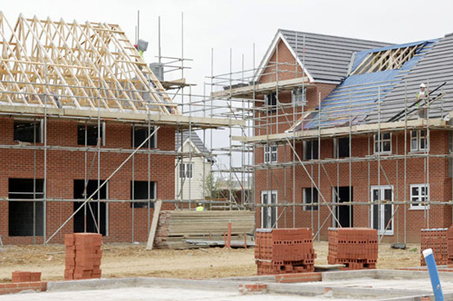 Government targets house building with new measures for Modern home builder magazine