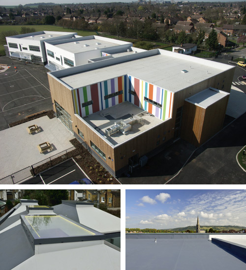The differing types of single ply membrane systems can be used for a variety of applications