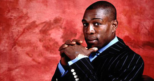 Frank Bruno will join Russell Roof Tiles at its celebratory event