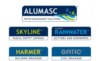"""Alumasc Group has launched AWMS, its new joined """"rain to drain"""" brand"""