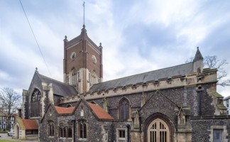 Works at All Saints Church in Kingston have included the use of Klober's Permo air roof underlay