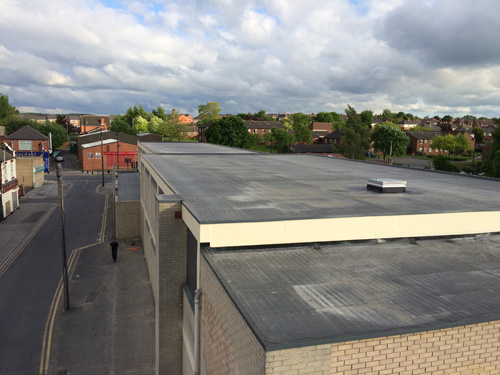 Firestone Building Products' RubberGard EPDM system has been used as part of a new store refurbishment for Home Bargains in South Elmsall, Wakefield