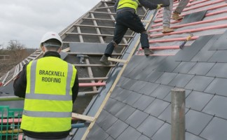 Roofers are among the skilled tradesman most lacking in the UK construction industry
