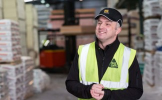 Mark Hooman, CCF's regional operations manager for the North, is one of three new appointments to the role