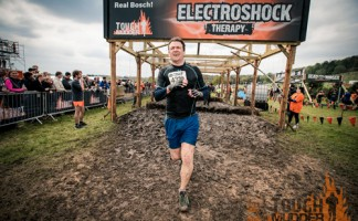 The Bosch 'Electro-Shock Therapy' obstacle will be one of the challenges faced by participants throughout 2015