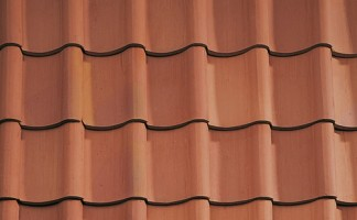 Greenwood handmade clay roof tiles have been donated to the Bark Livebuild project
