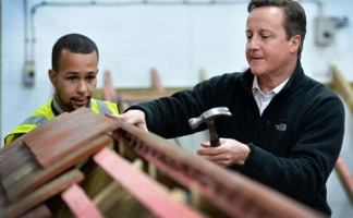 Prime Minister David Cameron has pledged to create three million apprenticeships by 2020