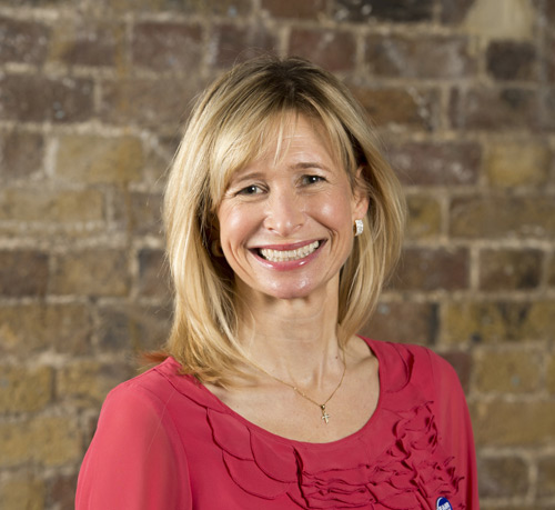 Suzannah Nichol, chief executive of Build UK