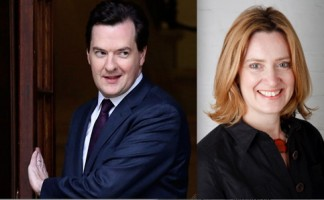 Chancellor George Osborne and energy secretary Amber Rudd are being pressured to make energy efficiency a national infrastructure policy