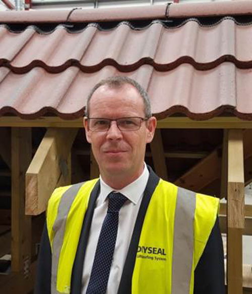 Paul Turner Joins The Hambleside Danelaw Team Roofing