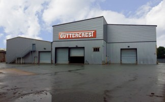 Guttercrest's new facility will significantly increase stock levels and distribution services with its new facility