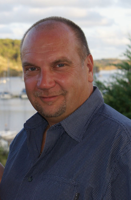 Jonathan Large, Poly-Pac UK's new sales director
