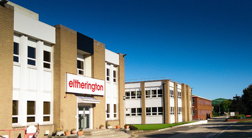 Eltherington's new facility on Hedon Road in Hull
