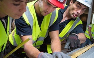 The new report from the Policy Exchange calls for funding to be taken from universities and given to further education institutions. Image: CITB