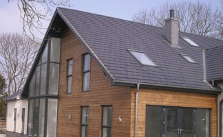 Anthracite Grey from Freefoam Building Products