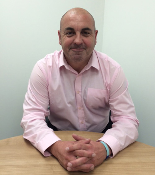 Mike Goodhead will lead the new ISD Industrial Waterproofing Division