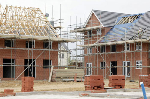 Q3 has seen a significant increase in the number of new build residential properties commissioned in the North West