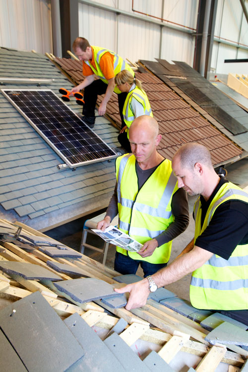 Greenworks clocks up 100,000 hours training for sustainable