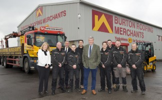 Yorkshire construction sector boosted by launch of roofing super centre in Sheffield