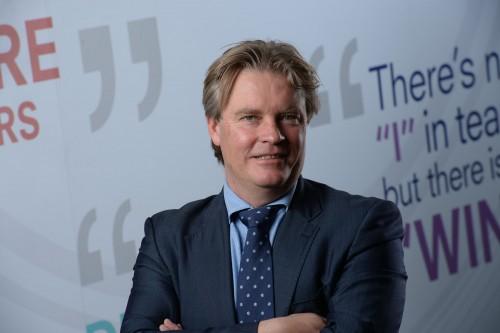Midland Lead managing director, Boudewijn Tuinenburg