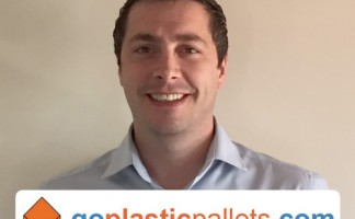 Tom Lee takes on the role of project sales manager at Goplasticpallets.com