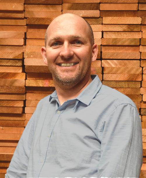 Nick Taylor, managing director at Silva Timber Products