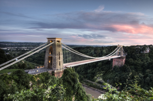 Kemper System's cold liquid applied waterproofing membranes were used on the refurbishment of the Clifton Suspension Bridge, Bristol