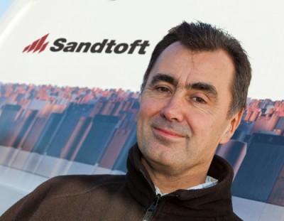 John Mercer, technical manager for Sandtoft