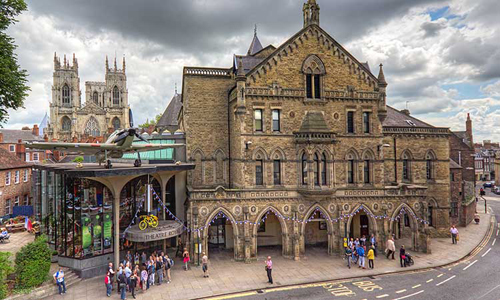 The York Theatre Royal is set to re-open in spring 2016
