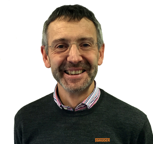 Nigel Blacklock joins Bauder as its new technical director