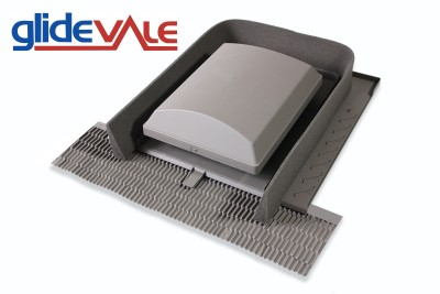 Versa-Tile G5 tile ventilator and terminal solution from Glidevale