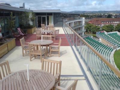 Sika Liquid Plastics - Taunton Cricket Club