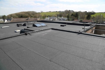 The ease of installation, affordability, acoustic features and visually pleasing benefits that ROCKWOOL could provide with its recovery board solution matched the main requirements for this job