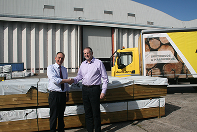 Lavers Takes Off In Bristol Roofing Cladding