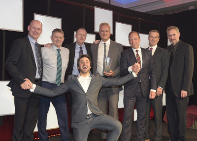 Lakesmere Wins Teamkal Contractor Of The Year 2016