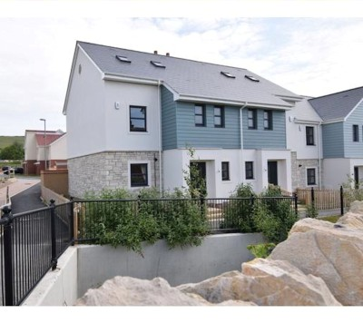 Cembrit's Jutland and Zeeland fibre cement slates were selected for use on the 176-property development in Weymouth