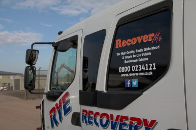 RecoverMe offers access to 800 recovery agents and promises to recover drivers from anywhere in the UK, 24 hours a day and 365 days a year