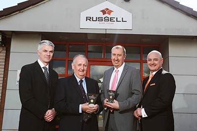 New Award Recognising Decades Of Commitment Roofing