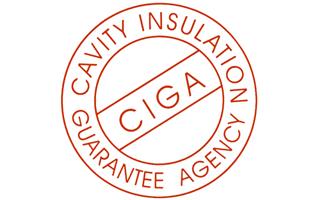 CIGA Cavity Insulation Guarantee Agency logo 320x200