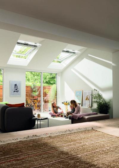 velux rewards installers for choosing daylight roofing. Black Bedroom Furniture Sets. Home Design Ideas