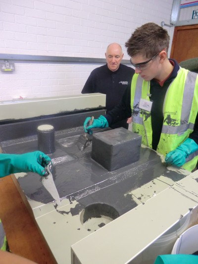 Ben Revit, 22, undertook his Special Apprenticeship programme (SAP) in Liquid Waterproofing Membrane Roofing Systems with the LRWA in 2012