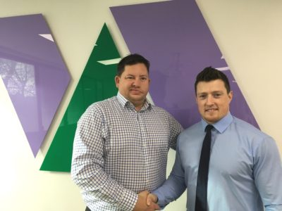 EcoTherm Insulation has appointed Richard Price as national sales manager and Leigh Bevan South West and South Wales area sales manager