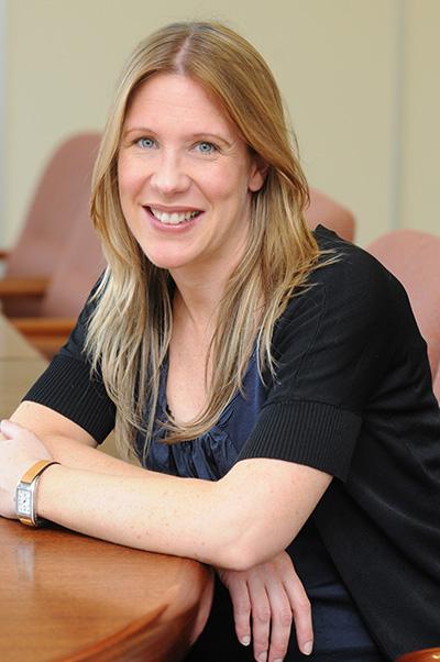 Sarah Harding, marketing director at Marley Eternit