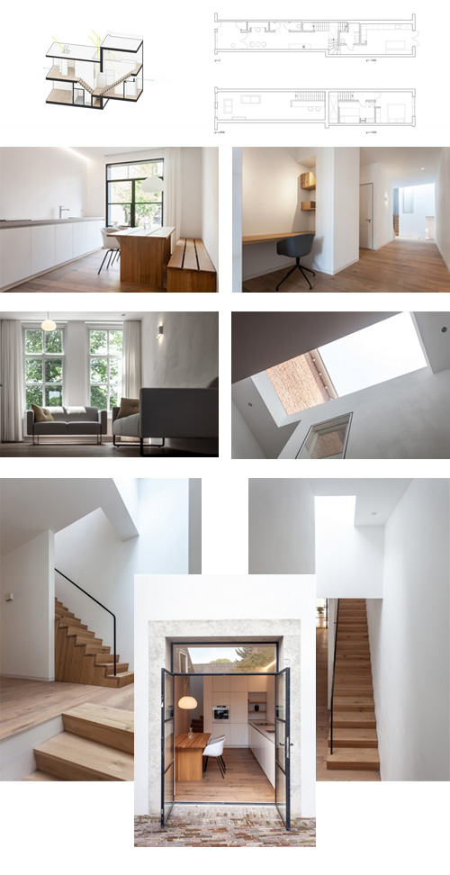 """The jury credited the rooflights as creating """"extraordinary and subtle differences in light and shadow in the heart of the house"""""""