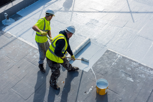 "Images show Decothane installation: ""Sika is committed to a partnership approach and our technical support delivers that commitment on every project"""