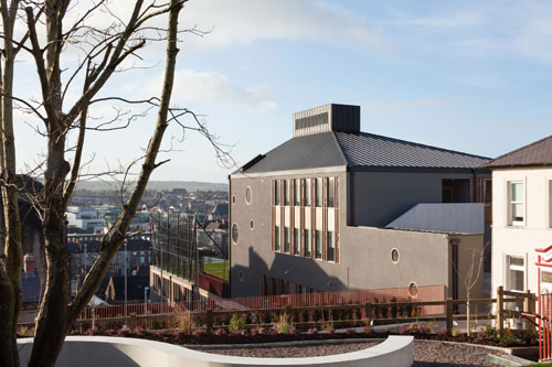 Image courtesy of O'Donnell & Tuomey architects & Alice Clancy