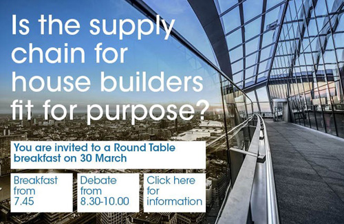 Is The House Building Supply Chain Fit For Purpose
